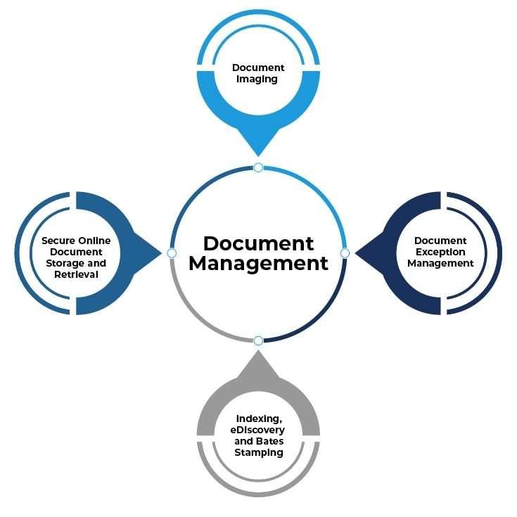 Document Management Infographic